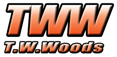 TW Woods logo